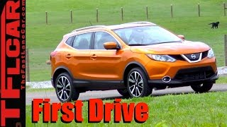 2017 Nissan Rogue Sport Review: Is It Just Right For You?