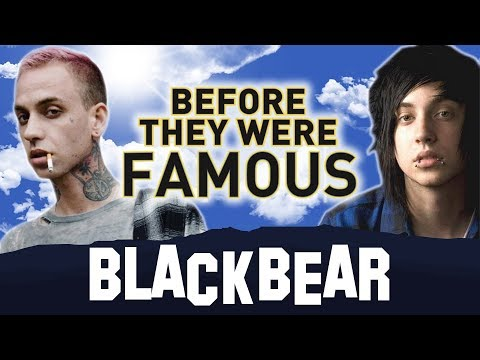 BLACKBEAR | Before They Were Famous | BIOGRAPHY | DO RE MI