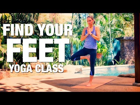 Find Your Feet Yoga Class - Five Parks Yoga