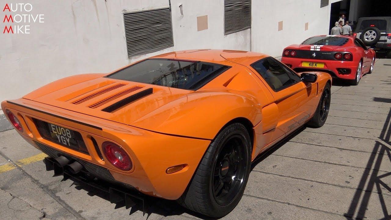 Unique Ford Gt  Mirage In Monaco