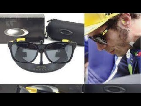 508eb32cde Unboxing kaca mata oakley catalyst VR46 - YouTube