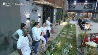 SEXTETO DI NAPOLI - Making of e Apresentação - Power Couple Brasil 4