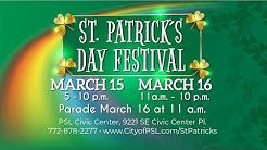 Positively Port St. Lucie - St. Patrick's Day Festival