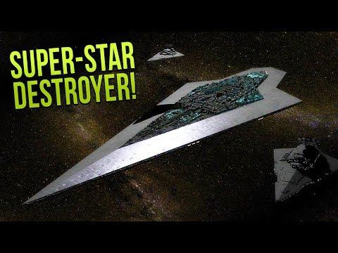SUPER STAR DESTROYER! - Star Wars Empire At War (Awakening of the Rebellion!) Ep 5