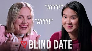 We're So Down For Their Candid Talk About Asexuality | Tell My Story, Blind Date