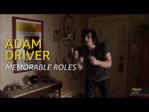 6 Things You Didn't Know About Adam Driver