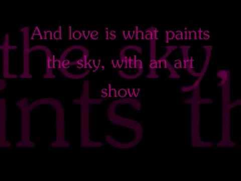 Love Makes The World Beautiful lyrics
