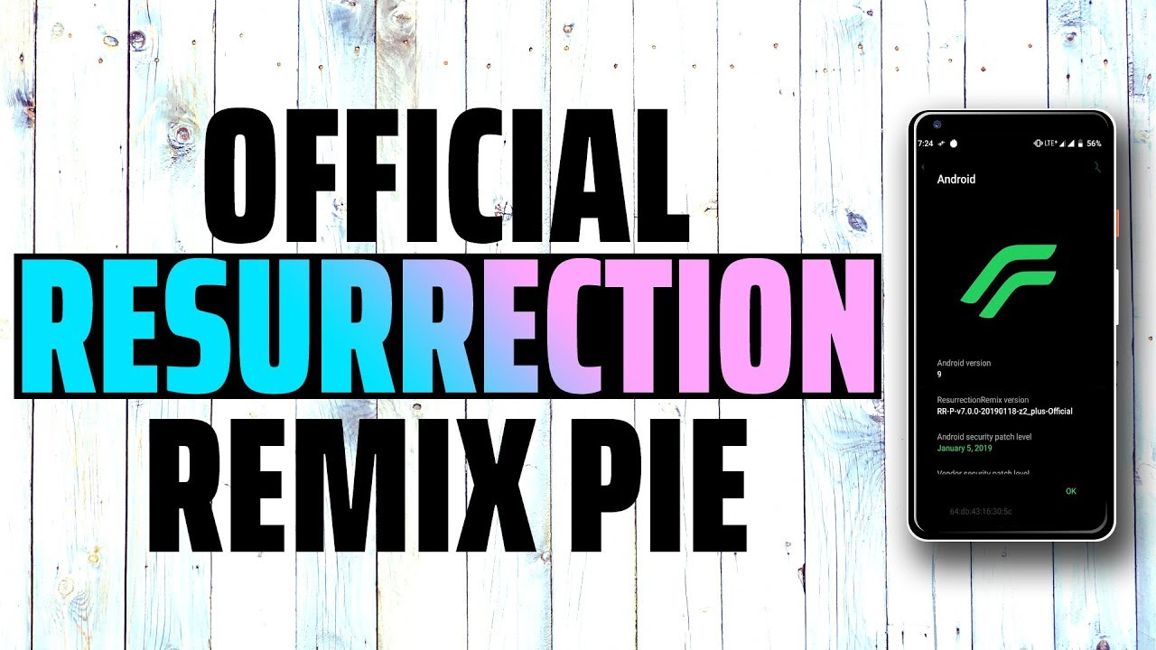 Review | Resurrection Remix 7 0 (Android 9 Pie) | New Features & More