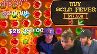 BUYING $100,000+ WORTH OF SLOT BONUSES WITH MY BROTHERS!