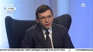 Мураев о президентских амбициях, давлении СБУ на партию