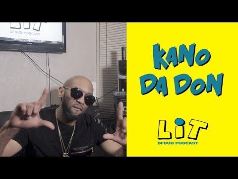 KANODADON IT's Entertainment China banned HipHop Dame Dash Culture Vultures | LIT DFDUB Podcast