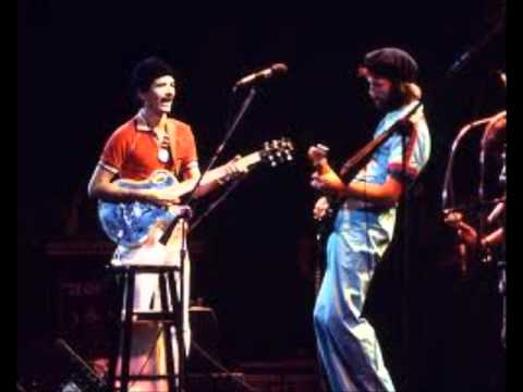 Santana feat. Eric Clapton - The Calling (HQ audio)