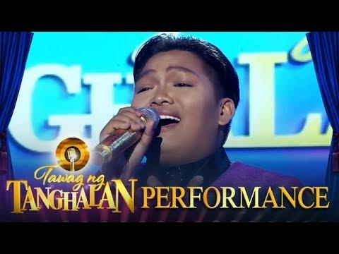 Tawag ng Tanghalan: John Mark Saga   Malaya (Day 6 Semifinals)
