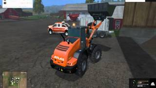 Episode 13: Tutorial How To Sell Wood Chips In Farming Simulator 2015