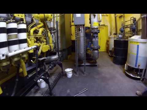 McMurdo Power Plant Tour Summer 2016-17