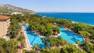 Akka Antedon Hotel Kids Concept 5 Акка Антедон отель Турция Кемер обзор отеля территория