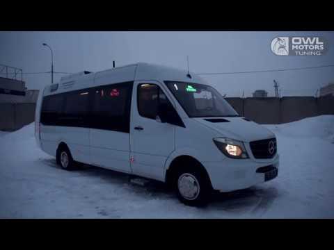Туристический автобус Mercedes Sprinter