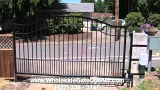 New Jersey  Single Sliding Gates .(800)576-5919