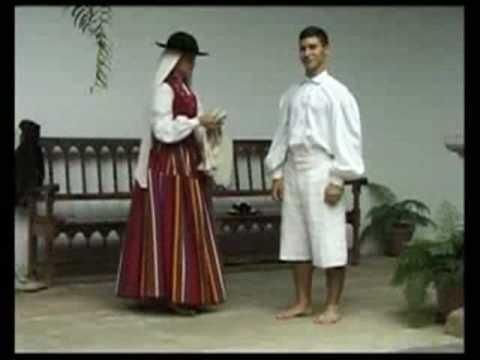 Cómo Vestir Canario Traje Tradicional Bien El mO0wnvN8