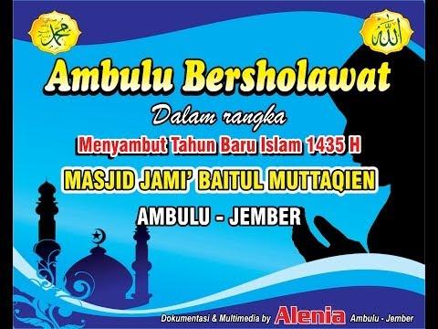 SHOLATUN BISSALAMIL MUBIN - Ambulu Bersholawat (Alenia Studio) Download