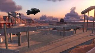 TrackMania 2: Canyon Stunts