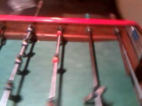 Rene Pierre Foosball Table For Sale Youtube