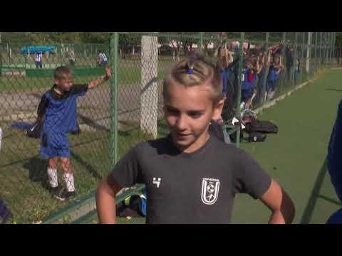ТРК Аверс: У Луцьку відкрився дитячий  турнір із футзалу