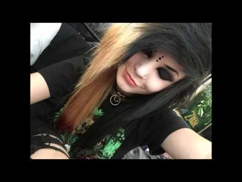 Emo/ Gothic Makeup Tutorial