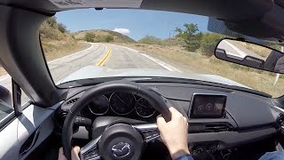 2016 Mazda Miata MX-5 Club - WR TV POV Test Drive