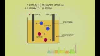 Общая и неорганическая химия. Электролиз солей и коррозия металлов