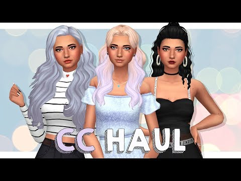 BEST CC FINDS | Sims 4 Maxis Match Custom Content Haul & LINKS
