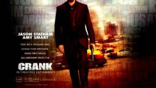 Crank Soundtrack - Paul Haslinger