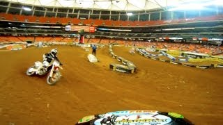 GoPro HD: Atlanta Monster Energy Supercross 2011