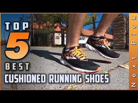 Top 5 Best Cushioned Running Shoes Review in 2020