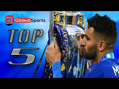 Top 5 African Footballers in English Premier League