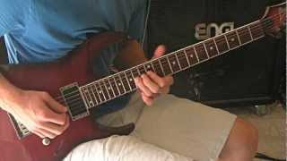 SOILWORK - Spectrum of Eternity (Guitar Cover)