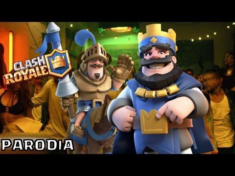 Luca Broggy - Despacito (Parodia Clash Royale ITA)