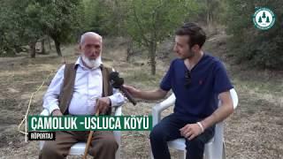 Usluca Köyü Röportaj