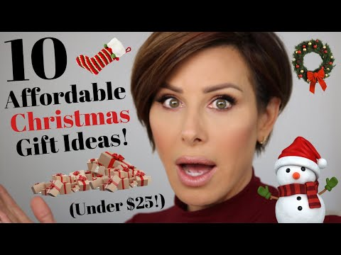 Top Ten Healthy Holiday Gifts Under $25