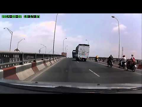 Cầu Bến Lức - QL1, Long An