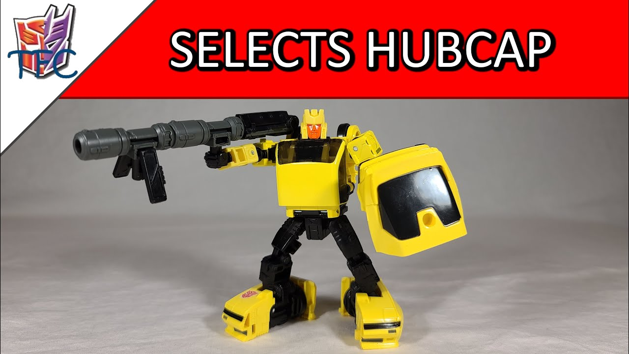 TF Collector Selects Hubcap Review!