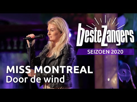 Miss Montreal - Door de wind | Beste Zangers 2020