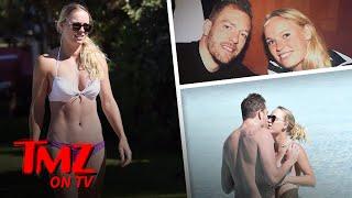 كارولين فوزنياكي الجديد BF | TMZ التلفزيون