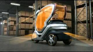 The Doosan Intelligent Concept Forklift [HQ]