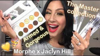The Vault Armed & Gorgeous Makeup Tutorial + The Master Vault Brush Collection