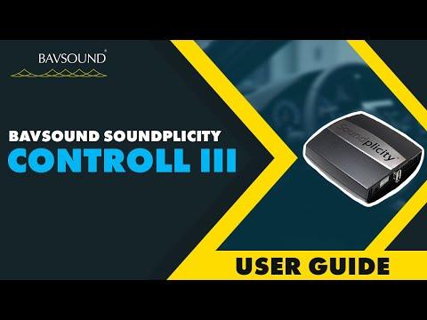 BAVSOUND - SoundPlicity Control III BMW Bluetooth Pairing Guide