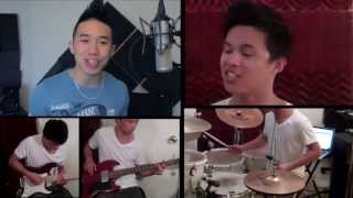 One Direction - Kiss You (Rock Cover)
