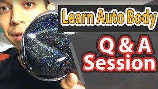 Learn Auto Body Q&A Session