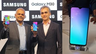 Samsung Galaxy M30 Official Price & First Sale Date Leaked !!