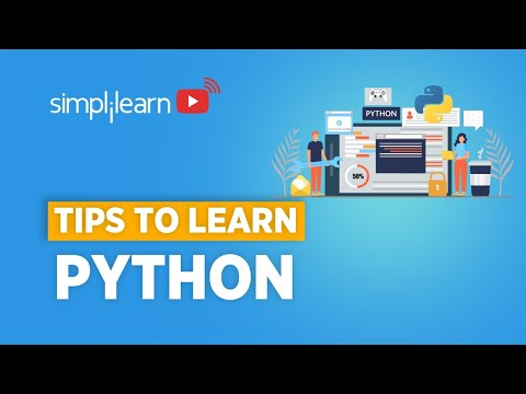 Tips To Learn Python Programming | Effective Tips To Learn Python Faster | Simplilearn